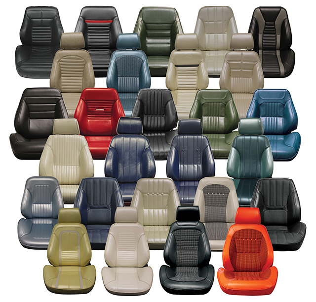 Touring Ii Seats Distinctive Industries