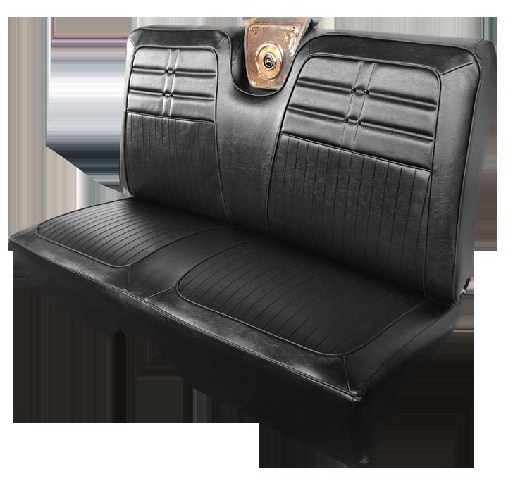 Upholstery 1963 Impala Standard Ss Convertible Rear